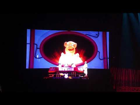 Pigs In Space Meet Doctor Who Peter Davison  Muppets Take the O2  Saturday 14th July 2018 Evening