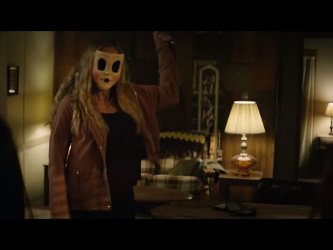 The Strangers: Prey at Night (2018) - Cindy's Death