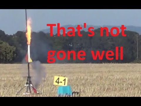 Model Rocket Crashes, Close Calls, and CATOs