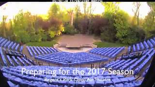 Opening for the 2017 Season Timelapse