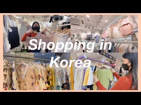 Must Visit in Seoul South Korea / Best place to shop in Seoul / Cheapest and affordable