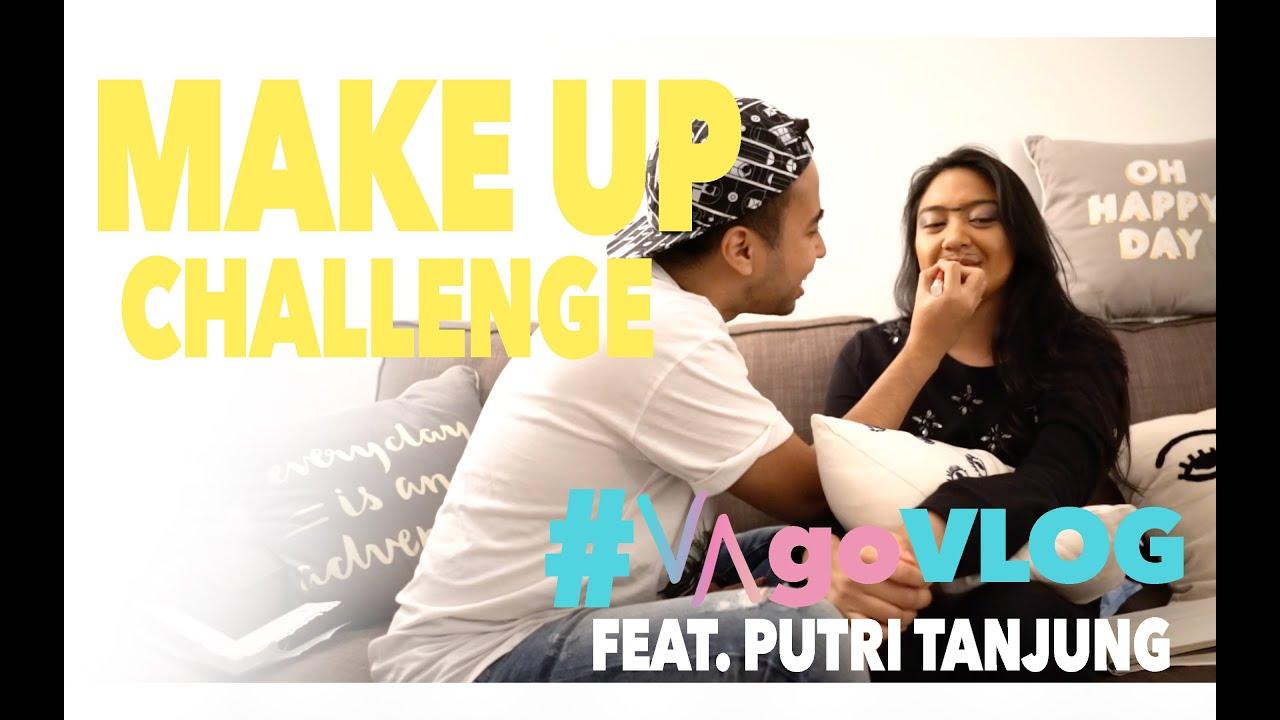 MAKE UP CHALLENGE   Feat. Putri Tanjung