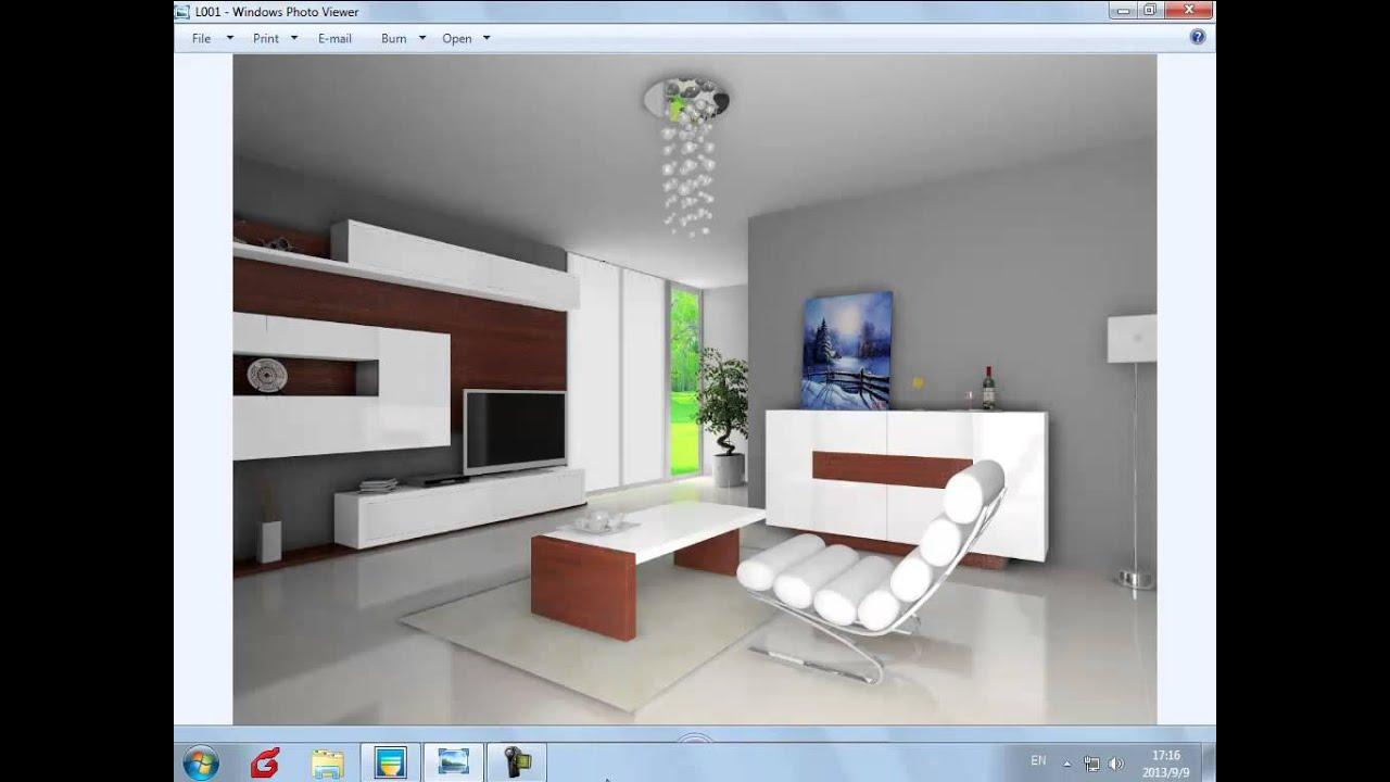 Kd Max V5 0 Living Room Demo Youtube