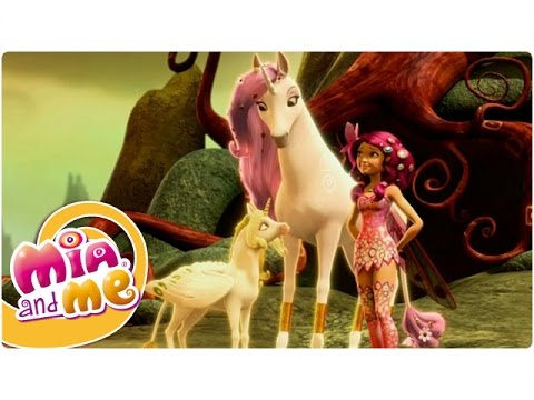 Mia and me saison 1 pisode 5 la corne d 39 or clip3 youtube - Mia et moi saison 2 ...