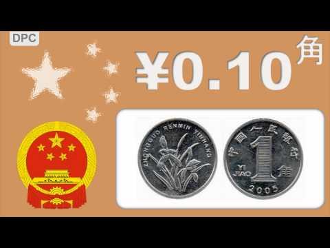 Chinese Renminbi (Yuan) - coins