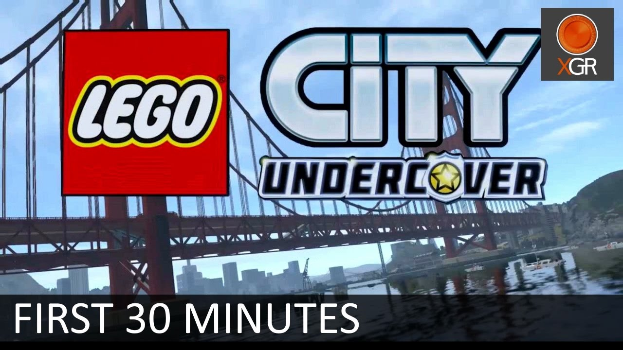 Lego City Undercover Review Simply Xbox