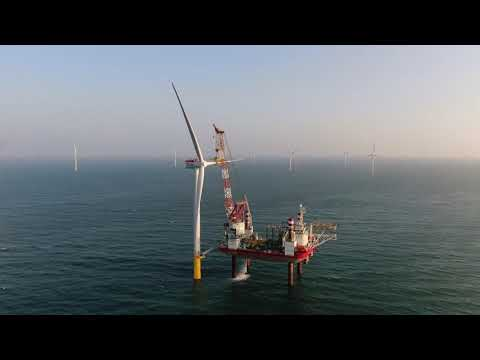 Formosa Offshore wind farm