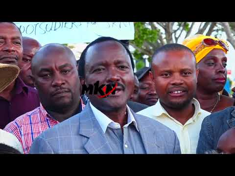 SOUTH SUDAN PEACE DEAL!KALONZO EXPLAINS HOW HE HELPED BRING PEACE IN THE REGION!