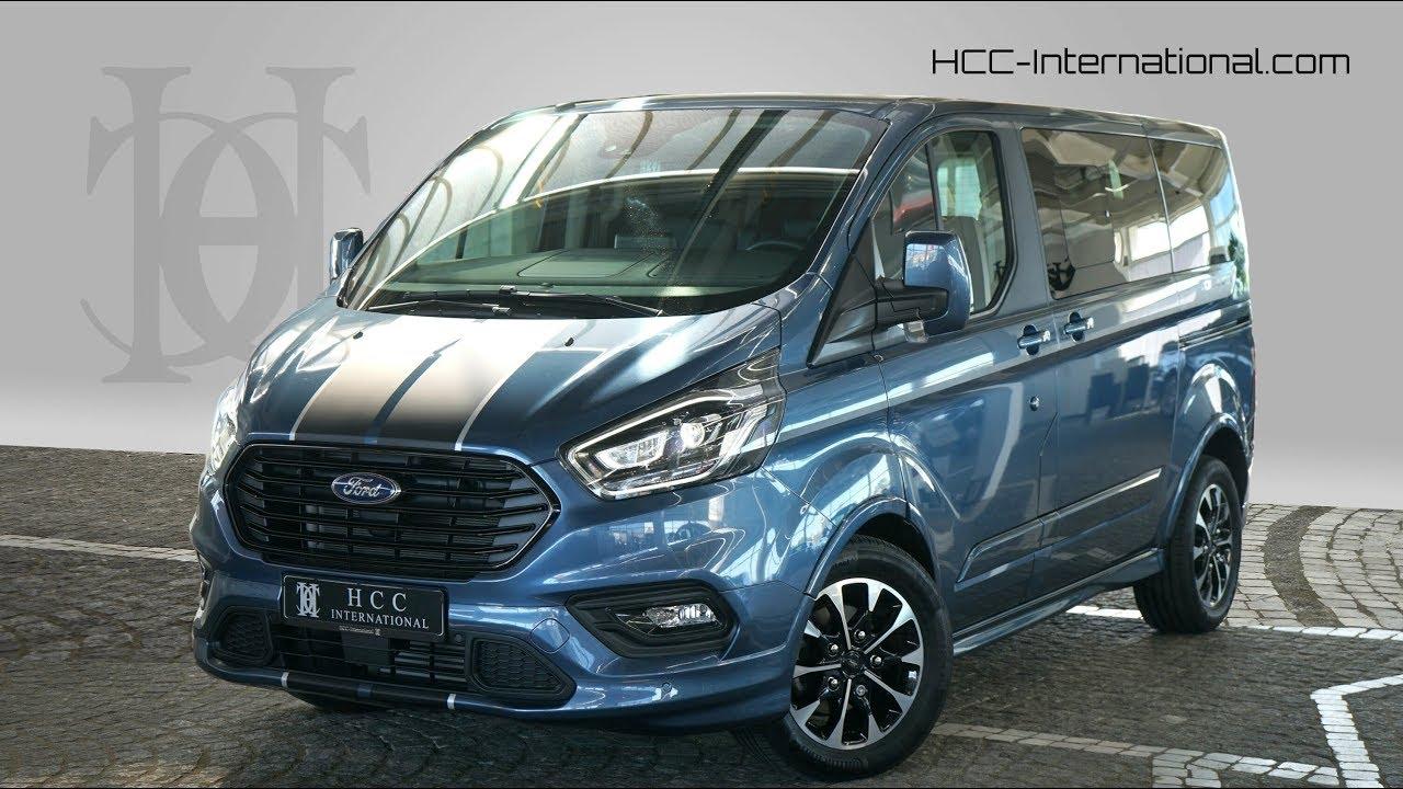 Ford Tourneo Custom 310 L1 Tourneo Autom Sport Acc Youtube