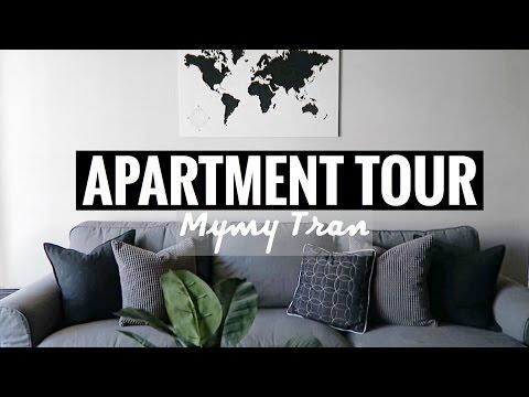 Apartment Tour 2016   Mymy Tran
