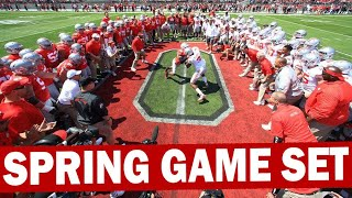 Ohio state Sets Date for Spring Game - Will There Be Fans and What We'll Learn