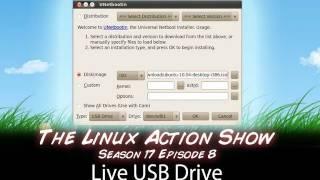 Live USB Drive | LAS | s17e08