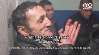 Evanghelia ajunge in inchisorile din Ucraina