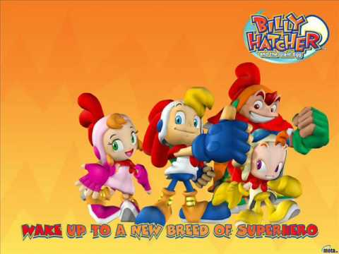 Billy Hatcher & The Giant Egg - Circus Park (Day 2)