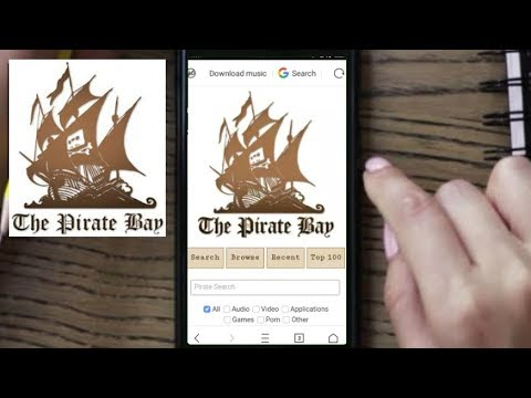 How To Use Torrent On Android || Pirate Bay Torrent In Android || By Technical Genius