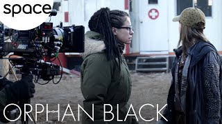 "InnerSpace: Orphan Black - Behind the Scenes of ""Beneath Her Heart"""