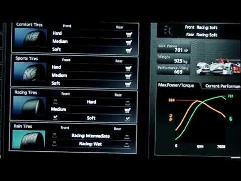 Gran Turismo 5- Audi R10 TDI Race Car