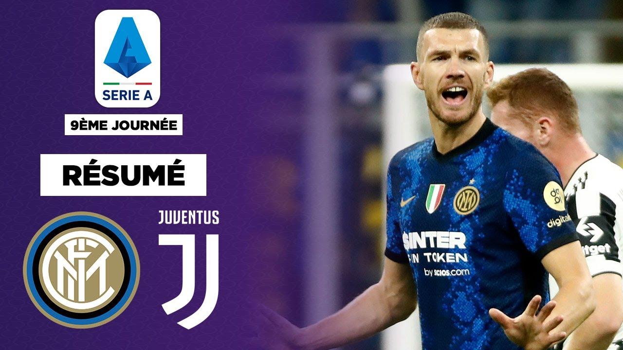 Download Résumé : La Juventus accroche l'Inter dans la polémique, au bout du suspense !
