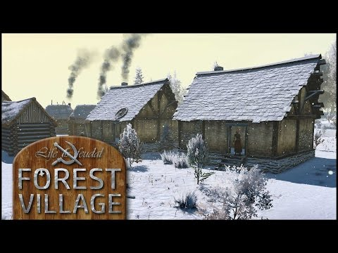 Der Winter kommt - Life is Feudal: Forest Village #03 [Gameplay German Deutsch] [Let