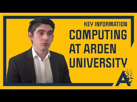 BSc (Hons) Computing | Computing Degrees | Arden University