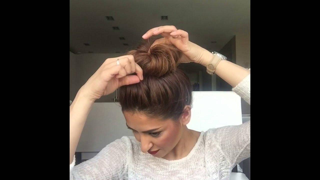 e44cba18b بالفيديو والصور:عراقية تبهر متابعي الانستقرام بتسريحات شعرها - مجلة هي