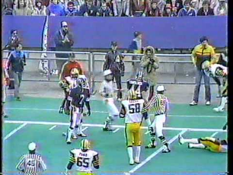 1983 CFL Eastern Final - Argos vs. Tiger-Cats, Part 6