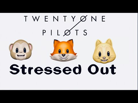 Animoji Karaoke ~ Stressed Out