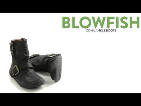 Blowfish Cona Ankle Boots (For Women)