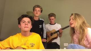 Hands (Cover by New Hope Club ft. Sabrina Carpenter)