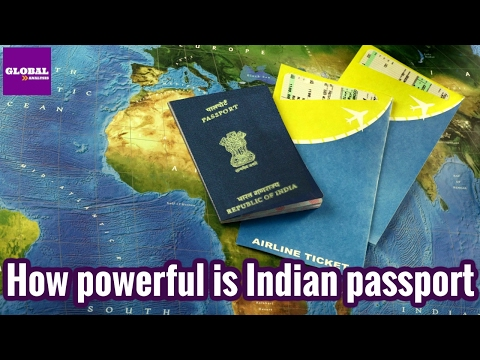How powerful is Indian passport