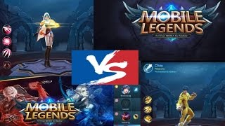 MOBILE LEGENDS CHOU KUNG FU BOY VS NATALIA