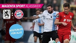 MagentaSport Klassiker | TSV 1860 München - FC Bayern München II I Saison 2019/20