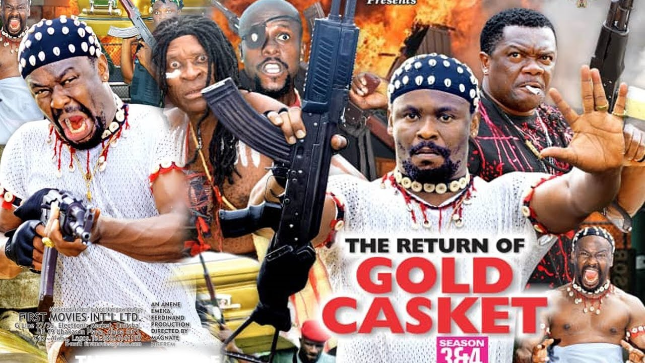 Download THE RETURN OF GOLD CASKET SEASON 3- ZUBBY MICHEAL KEVIN IKEDUBA 2021 LATEST NIGERIAN NOLLYWOOD MOVIE