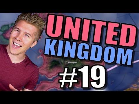 HOI4 Gameplay | United Kingdom [Hearts of Iron IV UK Lets Play] Part 19