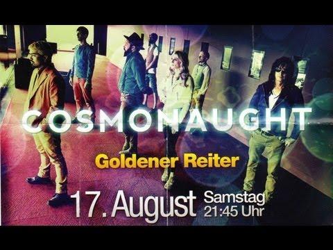 No Longer Music / Cosmonaught @ Dresden City Festival 2013