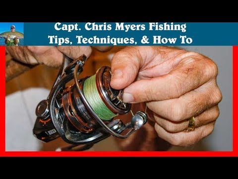 Setting the Drag on your Fishing Reel - YouTube