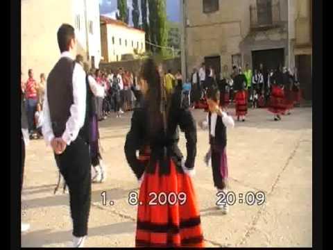 Grupo de jotas y danzas de riaza tierra de aranda youtube - Grupo riofrio ...