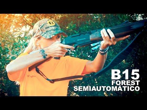 Rifle semiautomático Bergara B15 Forest - Mel Capitán