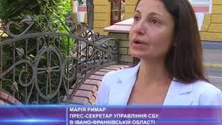 видео В Івано-Франківську СБУ викрила на хабарі чиновника державної архітектурно-будівельної інспекції
