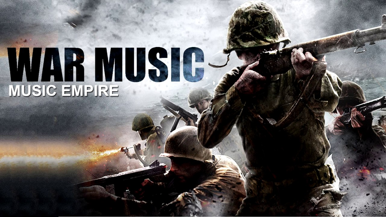 Aggressive War Epic Music Collection! Best Powerful Military soundtracks mix 2017