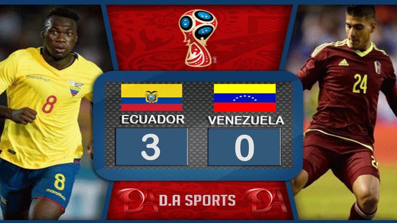 Ecuador venezuela eliminatorias online dating