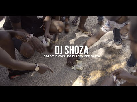 DjShoza X Bra B The Vocalist, Blacksheep & Gazza - Baksteen
