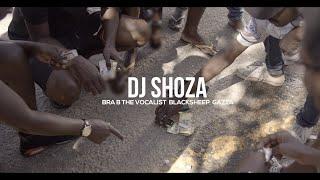 Gambar cover DjShoza X Bra B The Vocalist, Blacksheep & Gazza - Baksteen