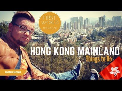Hong Kong Mainland Things to Do INC CHECKERBOARD HILL - Hong Kong Travel Guide Part 3