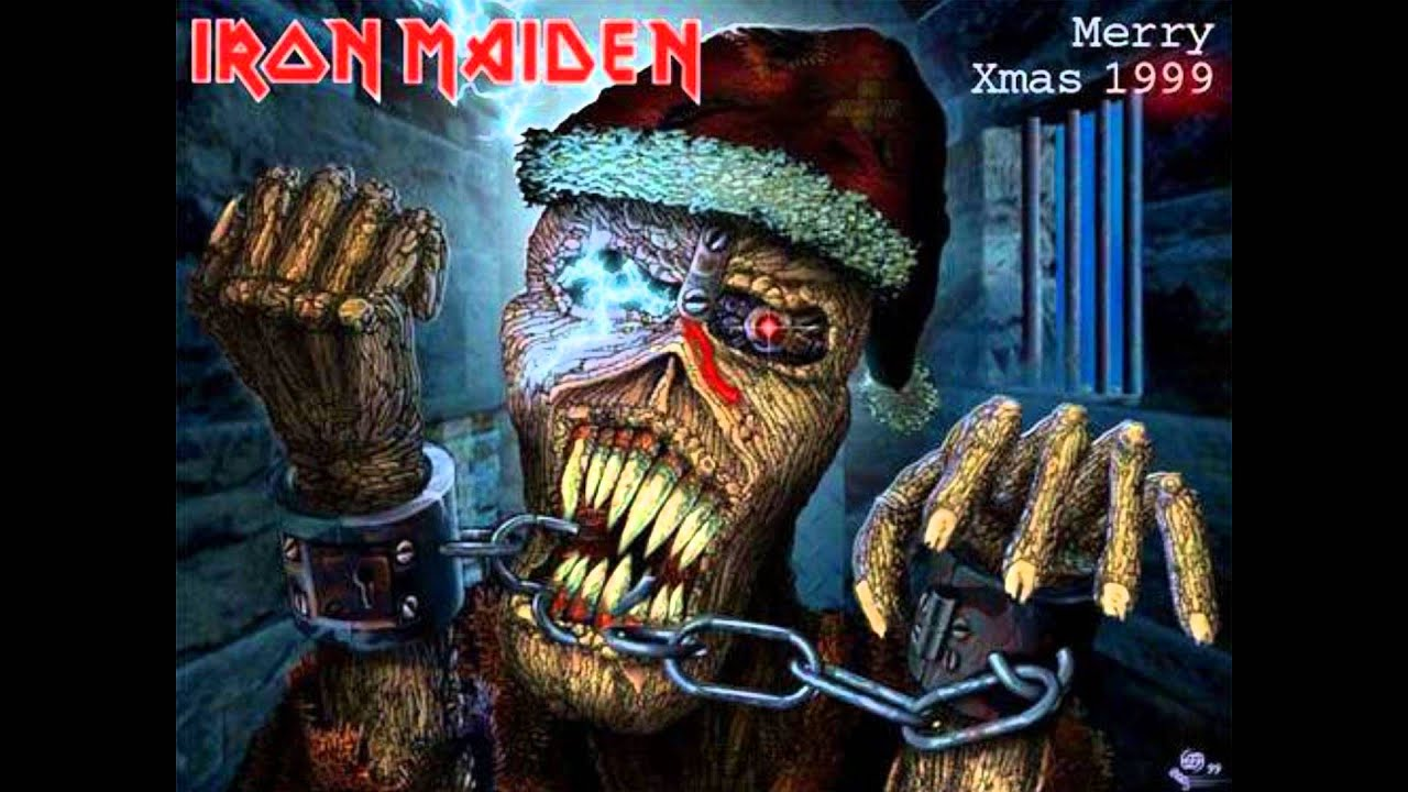 Iron Maiden Christmas Promotion Ep