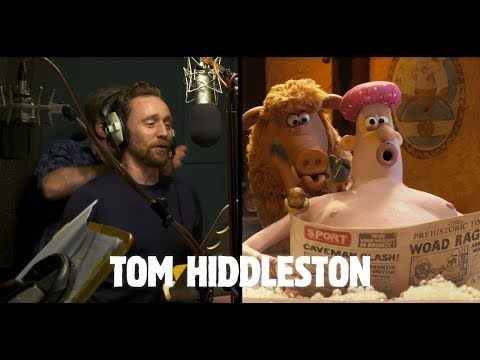 EARLY MAN - Cast TV Spot - Starring Eddie Redmayne, Tom Hiddleston and Maisie Williams