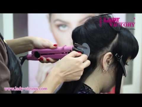 Наращивание волос Lady Victory