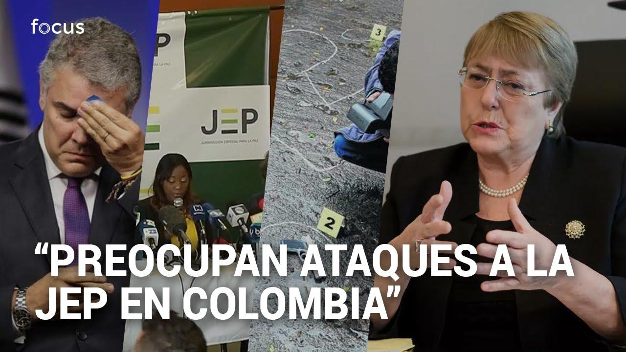 El informe de Bachelet que no deja bien parada a Colombia