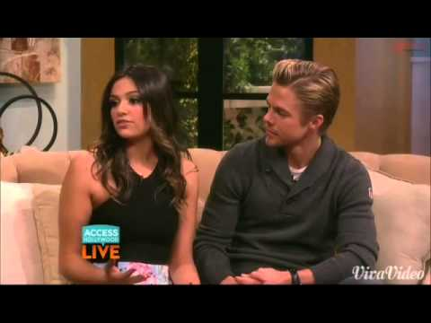 Is bethany mota and derek hough dating history