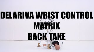 DELARIVA WRIST CONTROL MATRIX BACK TAKE